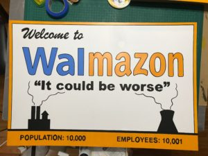 "Walmazon ""It Could Be Worse"""